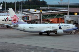 Boeing 737-800 China Airlines