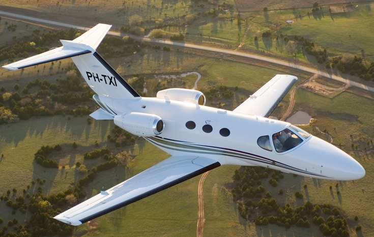 Three people died at Cessna 510 Citation Mustang crash in Germany ...