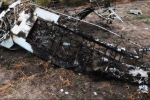 Cessna plane crash