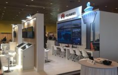 Huawei developed ICT solutions for the aviation industry
