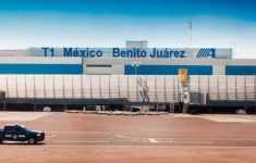 Mexico City Benito Juarez International Airport resumed work after powerful earthquake