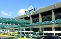 Work of Tocumen International Airport was suspended for several hours due to power outage