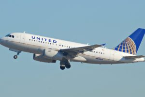 United Airlines Airbus A319