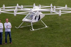 Volocopter taxi