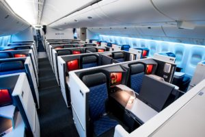 delta airlines four-seat option