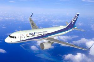 ANA aircraft