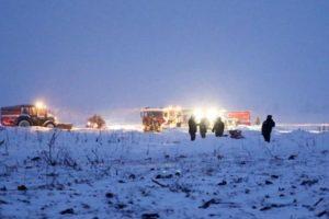 ASaratov airplane crash