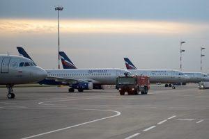Aeroflot fleet