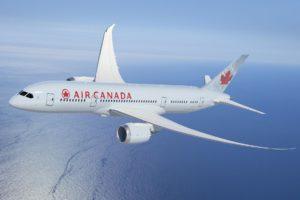 Air Canada's Boeing 787
