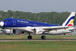 Air Moldova Airbus A320