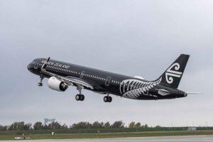 Air New Zealand Airbus