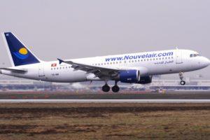 Airbus A320 Nouvelair