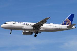 Airbus A320 United