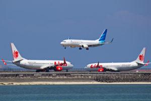 Aircraft tests