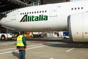 Alitalia acquisition
