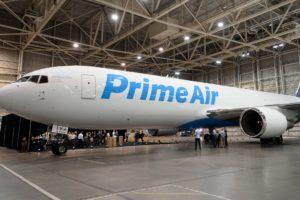 Amazon Prime Air announcement