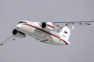 An-148 aircraft