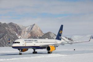 Antarctica airport