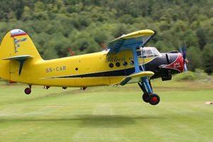 Antonov 2R biplane