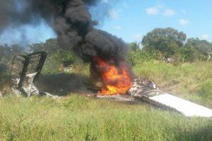 Antonov An-2 crash