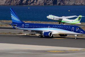 Azerbaijan aircraft
