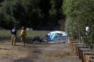 Beechcraft V35 Bonanza crash