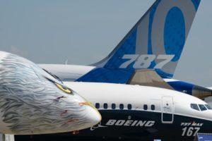 Boeing embraer merger