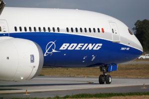 Boeing ground