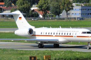 Merkel Bombardier Global 5000