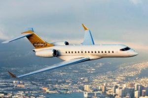 Bombardier Global aircraft