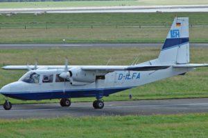 Britten-Norman BN-2A-20 Islander