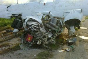 Britten-Norman BN-2A-26 Islander crash