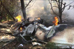 Cessna 150H crash