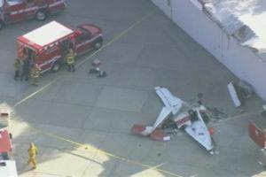 Cessna 150L crashed