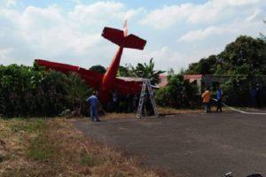 Cessna 152 crashed
