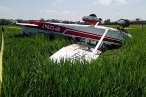 Cessna 172 Skyhawk crashed