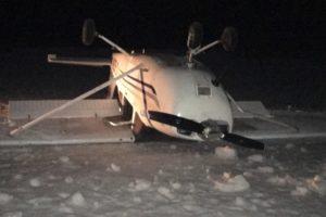 Cessna 172 crash