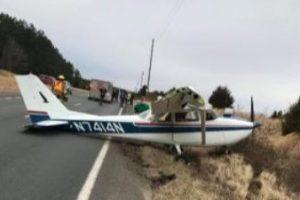 Cessna 172E Skyhawk crash