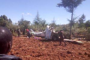 Cessna 206G crash