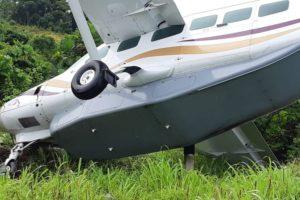 Cessna 208 Caravan accident