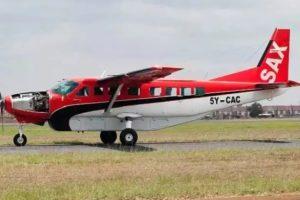 Cessna 208B Fly-SAX