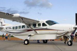 Cessna 208B aircraft