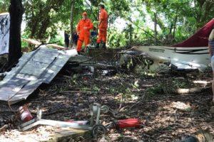 Cessna 210M Centurion crash