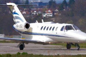 Cessna 525A CitationJet
