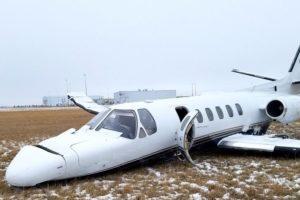 Aircraft Cessna 550 Citation II