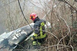 Cessna 550 crash