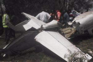 Cessna P206D Super Skylane crashed