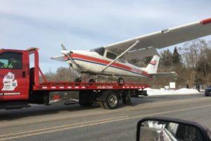 Cessna landing m-37