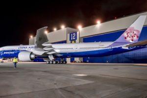 Chinese Boeing
