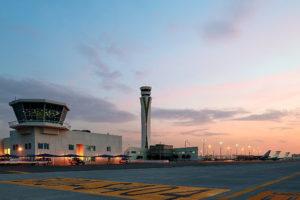 Dubai Airport smart tunnels